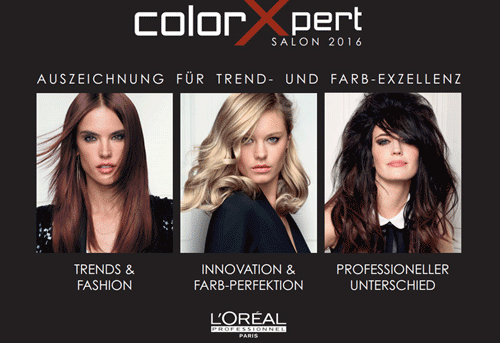 Salon Neumann ist ColorXpert 2016