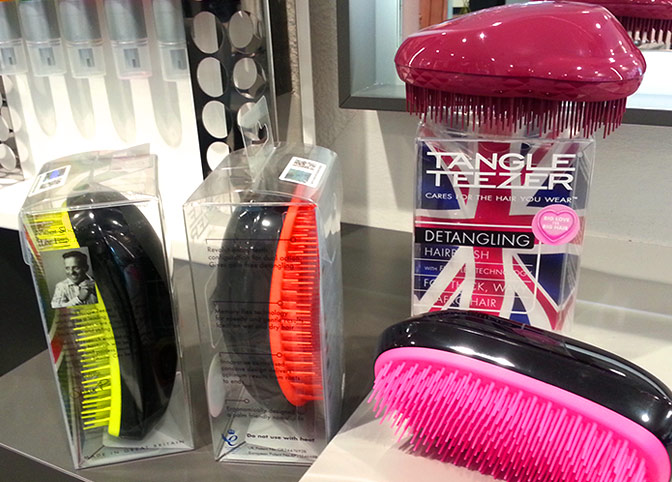 Tangle Teezer in neuen Farben